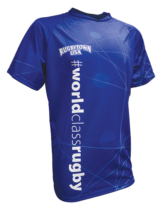 Olympus® Full Custom Travel and Fan Shirt #3090 - Olympus Rugby