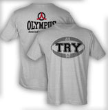 "Olympus ""TRY"" Fan Shirt #241try - Olympus Rugby"