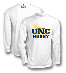 UNC Bears VDRY™ Long Sleeve Fan Shirt - Olympus Rugby
