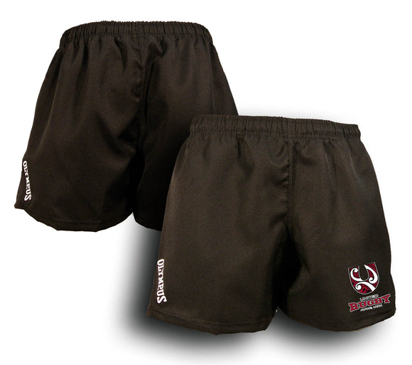 United Rugby Embroidered Rugby Shorts #21500-UR - Olympus Rugby