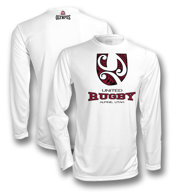 Sublimated United Rugby VDRY™ Team Jersey Long Sleeve #1600L-ur - Olympus® Rugby