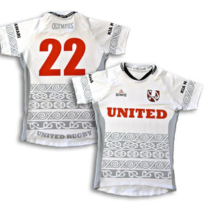 United Rugby Full Custom Sublimated Rugby Jersey #3000-UR - Olympus Rugby