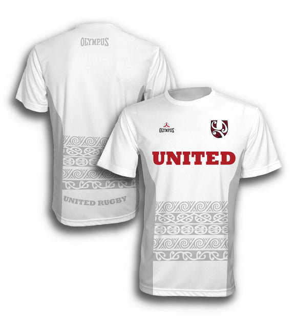 United Rugby Coach and Travel Shirt #3090-UR - Olympus Rugby
