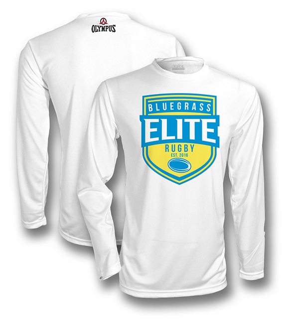 Bluegrass Elite Rugby - VDRY™ Team Jersey Long Sleeve #1600L-BER - Olympus® Rugby
