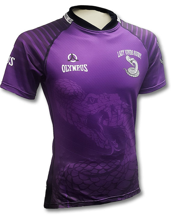 Olympus® Full Custom Sublimated Women's Rugby Jersey #3050 - Olympus Rugby