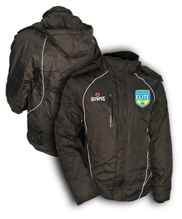 Bluegrass Elite Rugby Embroidered Stadium Jacket #72500-BER - Olympus® Rugby