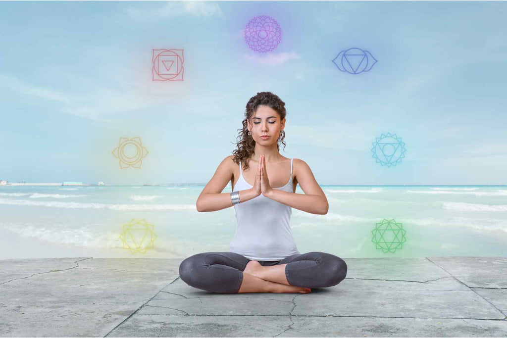 What are the 7 Chakras?