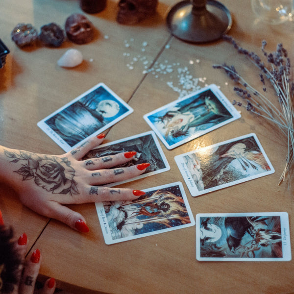 Blockage Tarot Card Reading