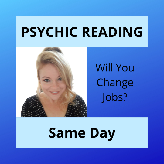 Will You Change Jobs Tarot Card Reading
