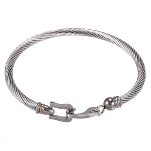 Latch Cable  Bracelet