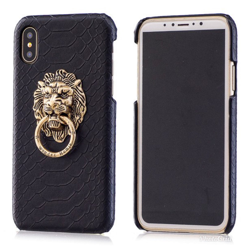Lion Head Phone Case