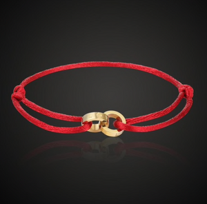 Love on Lock Bracelet