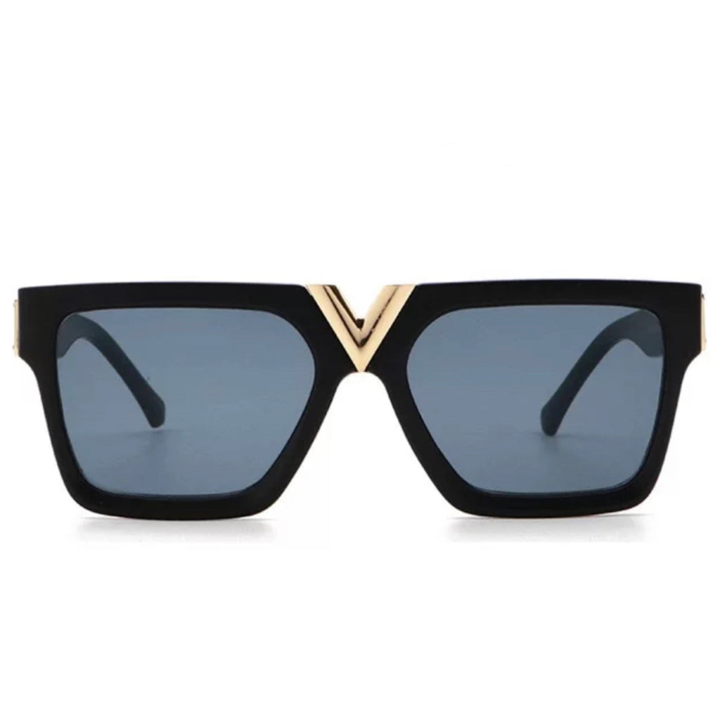 Matte V Sunglasses