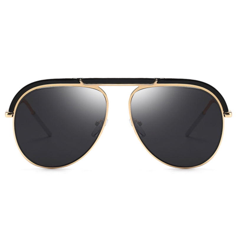 Edgy Bridgeless Sunnies
