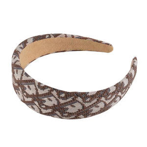 CD Padded Headband