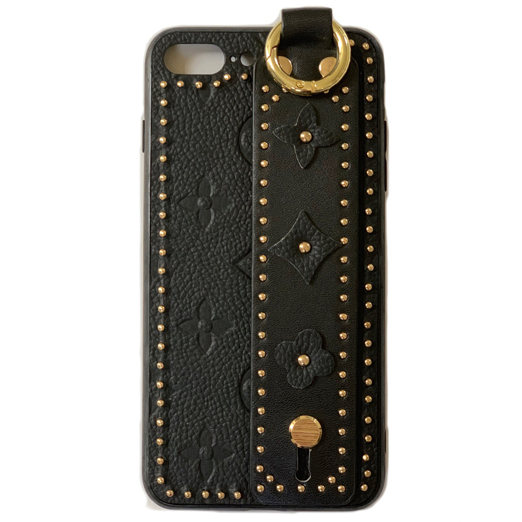 Studded Clover Phone Case