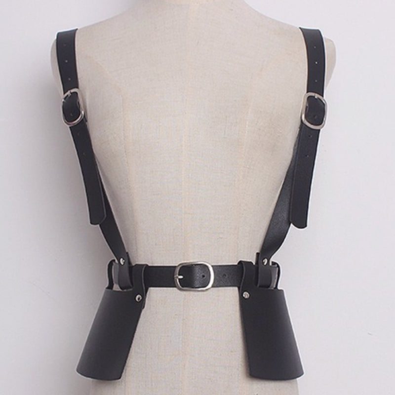 Peplum Holster Belt