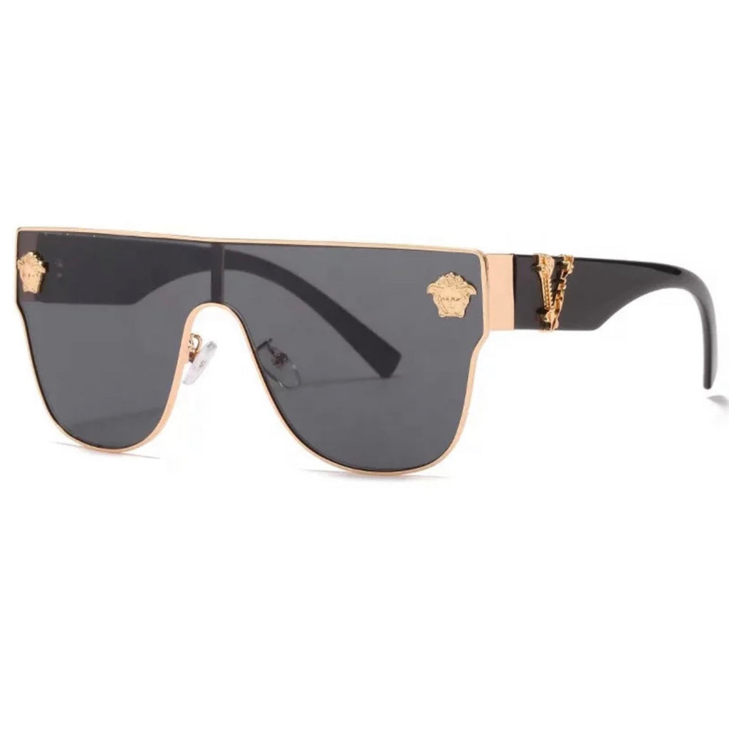 Straight Brow Medusa Sunglasses