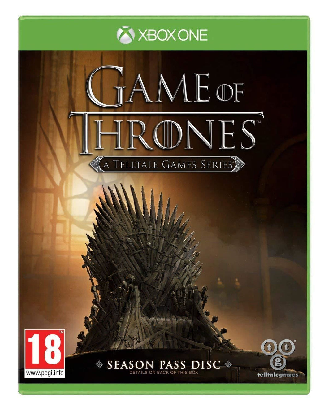 GAME OF THRONES: Telltale Games - Season Pass Disc