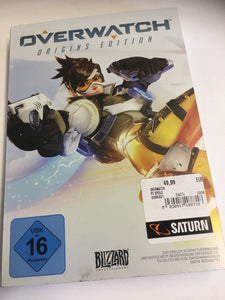 OVERWATCH ORIGINS Edition - GERMAN Packaging