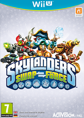 SKYLANDERS SWAP FORCE - GAME ONLY
