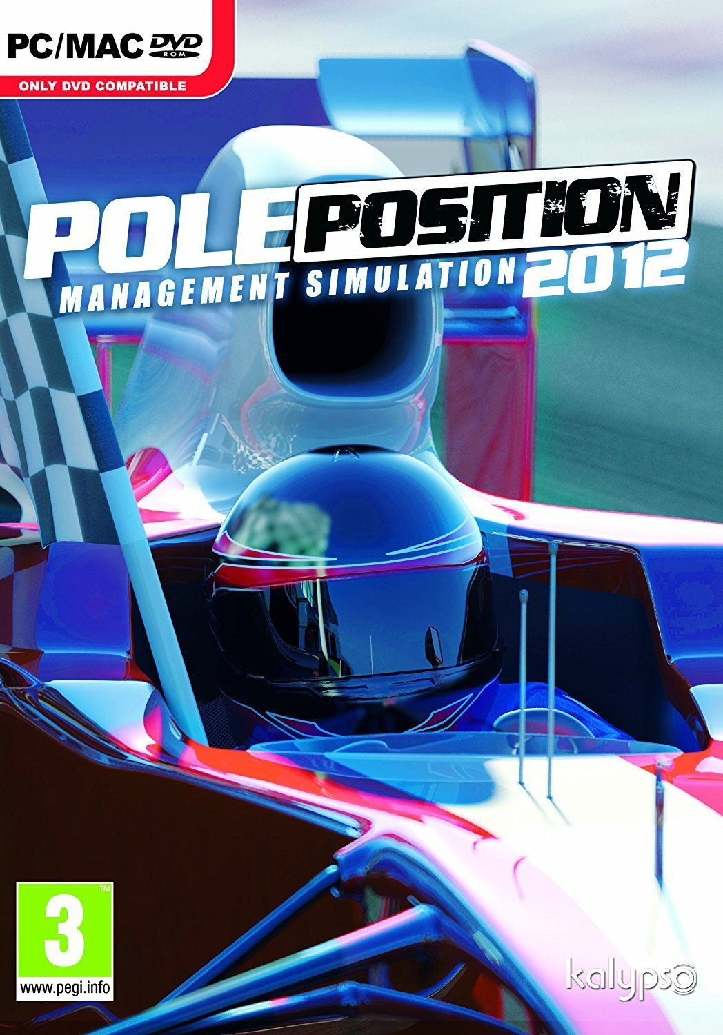 POLE POSITION 2012 - F1 MANAGEMENT SIMULATION