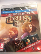 Load image into Gallery viewer, BIOSHOCK INFINITE: The Complete Edition - EU Packaging
