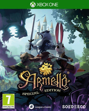 ARMELLO - Special Edition (Includes Soundtrack)