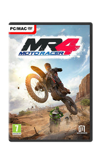 MOTO RACER 4 - Day One Edition Includes Season Pass