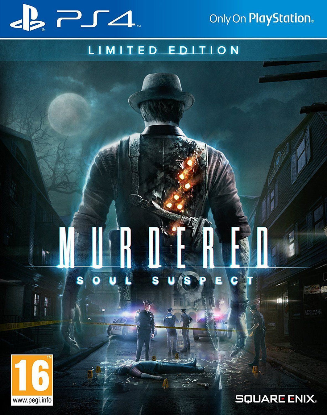 MURDERED SOUL SUSPECT - Limited Edition