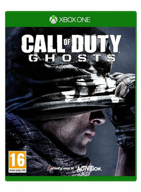 CALL OF DUTY GHOSTS - Spanish Packaging