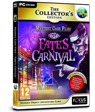 Mystery Case Files - FATES CARNIVAL