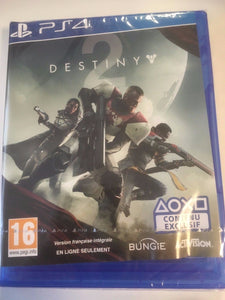 DESTINY 2 - French Packaging