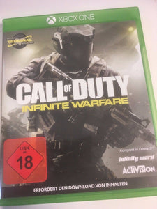 CALL OF DUTY: INFINITE WARFARE - German Packaging