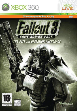 FALLOUT 3 - The Pitt & Operation Anchorage