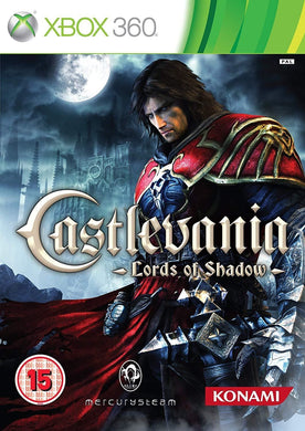 CASTLEVANIA: LORDS OF SHADOW  (Works on Xbox One)