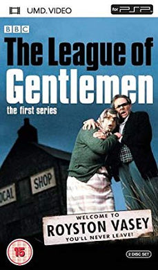 THE LEAGUE OF GENTLEMEN - THE FIRST SERIES 1