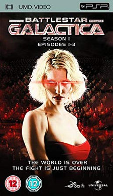BATTLESTAR GALACTICA - SEASON 1 - EPISODES 1-3