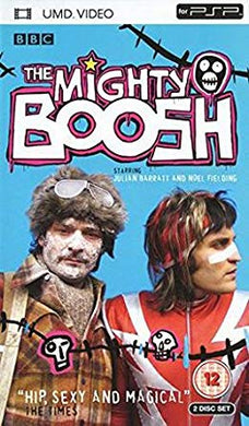 THE MIGHTY BOOSH - Complete Second Season