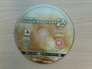CALL OF DUTY: MODERN WARFARE 2 - DISC ONLY