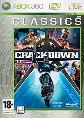 CRACKDOWN - Polish Packaging