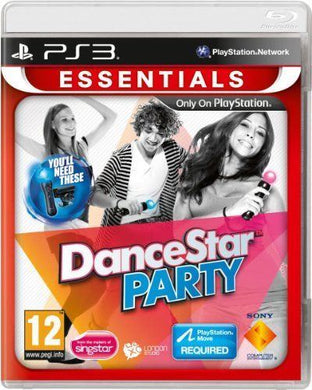 DANCE STAR PARTY - ESSENTIALS EDITION - SEAL WEAR