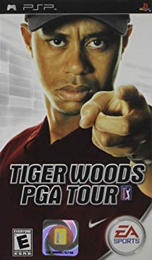 TIGER WOODS PGA TOUR - NTSC