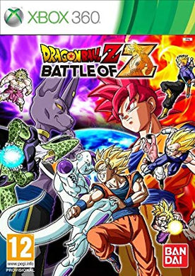 DRAGONBALL Z - BATTLE OF Z