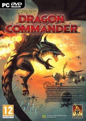 * PC NEW Game * DIVINITY DRAGON COMMANDER *