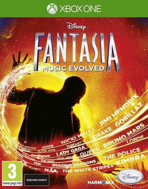 Disney: FANTASIA - Music Evolved