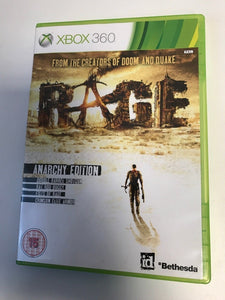 RAGE - No Disc 1