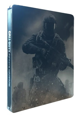 CALL OF DUTY INFINITE WARFARE STEELBOOK - NO GAME