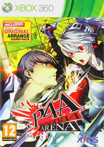 PERSONA 4: ARENA - Including SOUNDTRACK CD