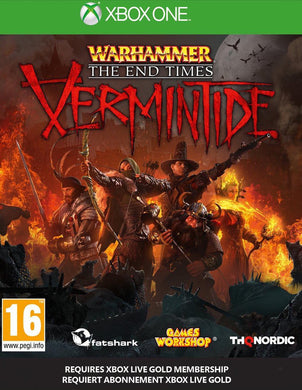 VERMINTIDE - Warhammer The End Times